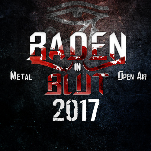 Baden in Blut Metal Open Air Logo